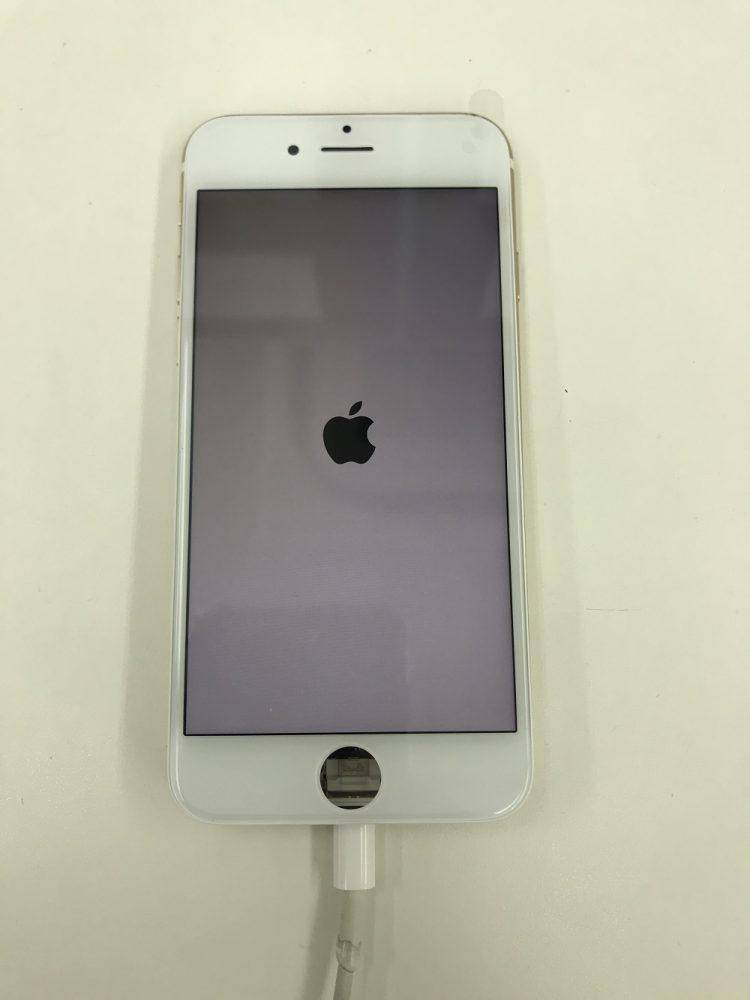 iPhone6s水没復旧 成功