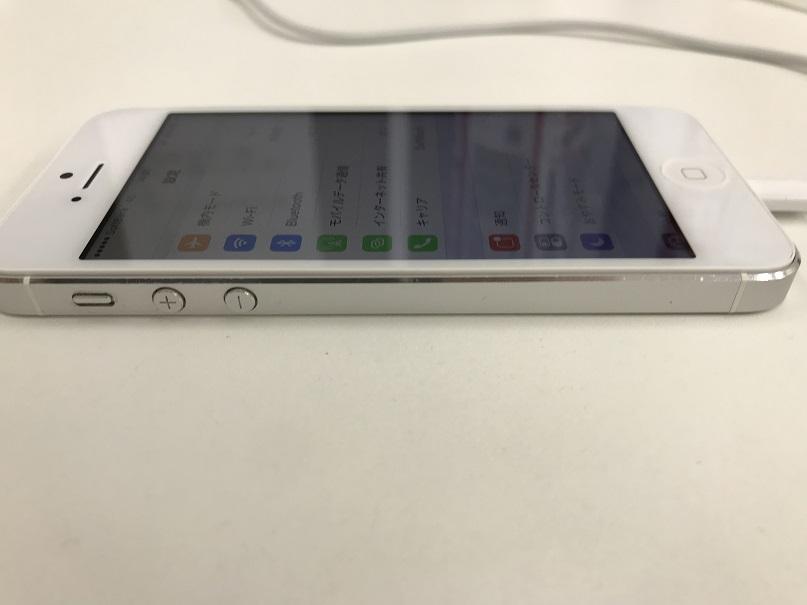 iPhone5液晶画面交換&バッテリー交換修理後