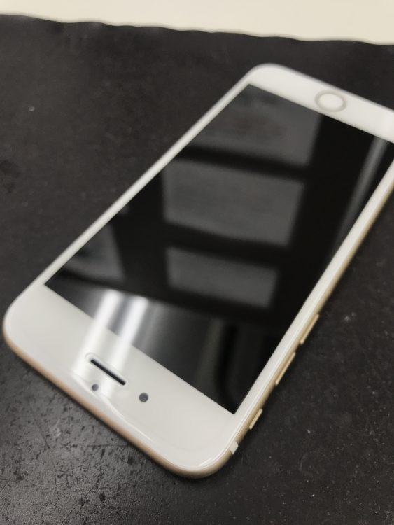 iPhone6s画面交換後2
