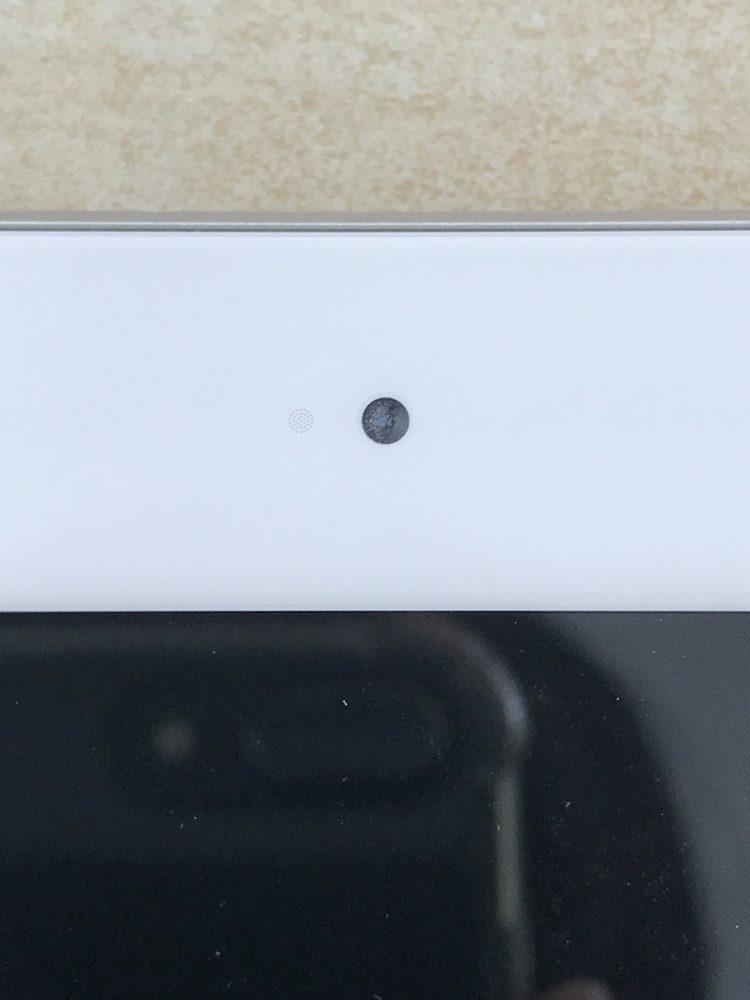 iPad6液晶交換 修理前写真2
