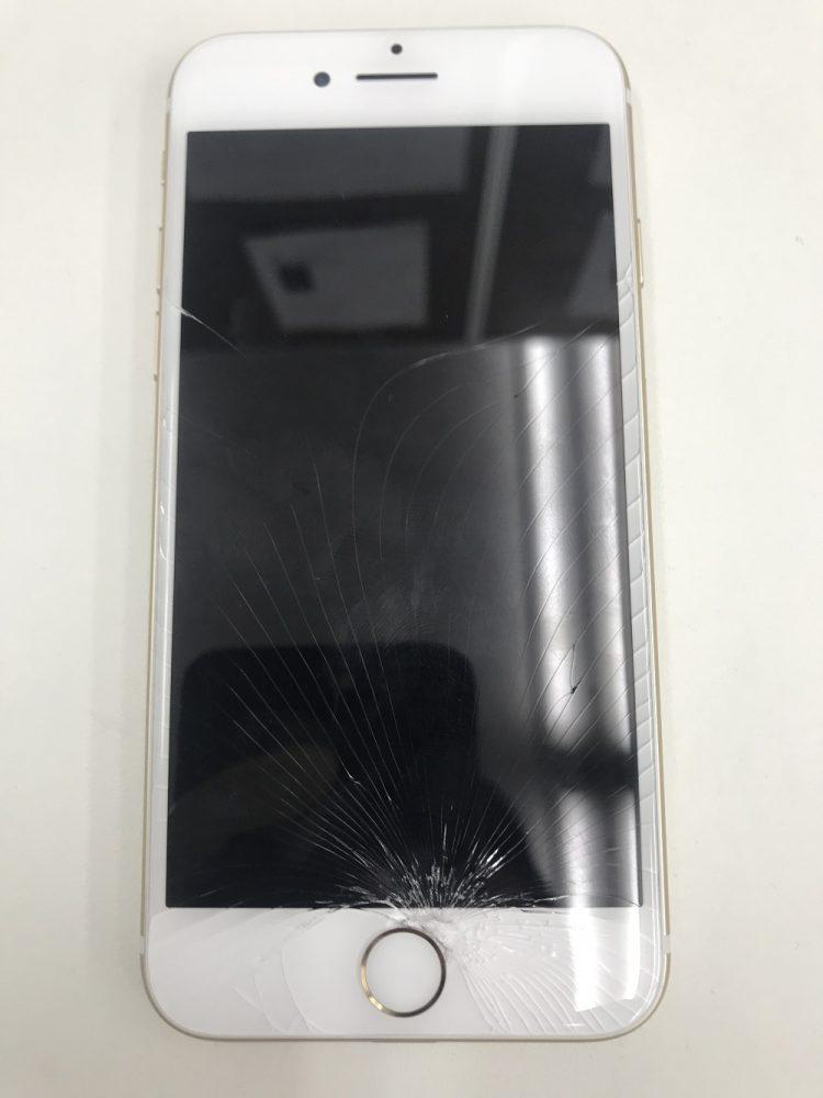 "iPhone7液晶交換修理"""""