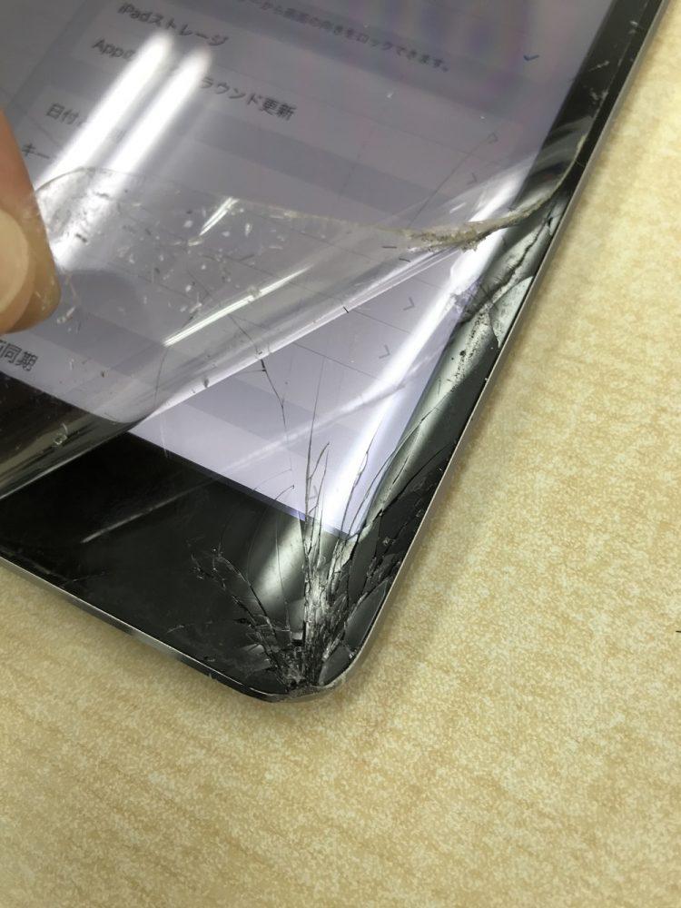 iPadmini2画面修理前