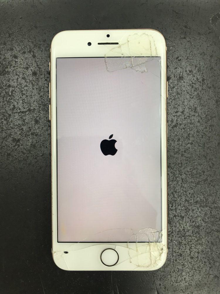 iPhone 突然のシャットダウン 調査1