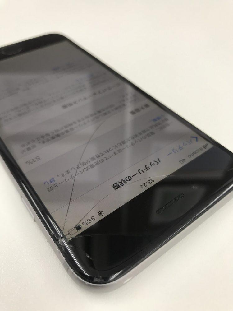 iPhone6 同時修理前