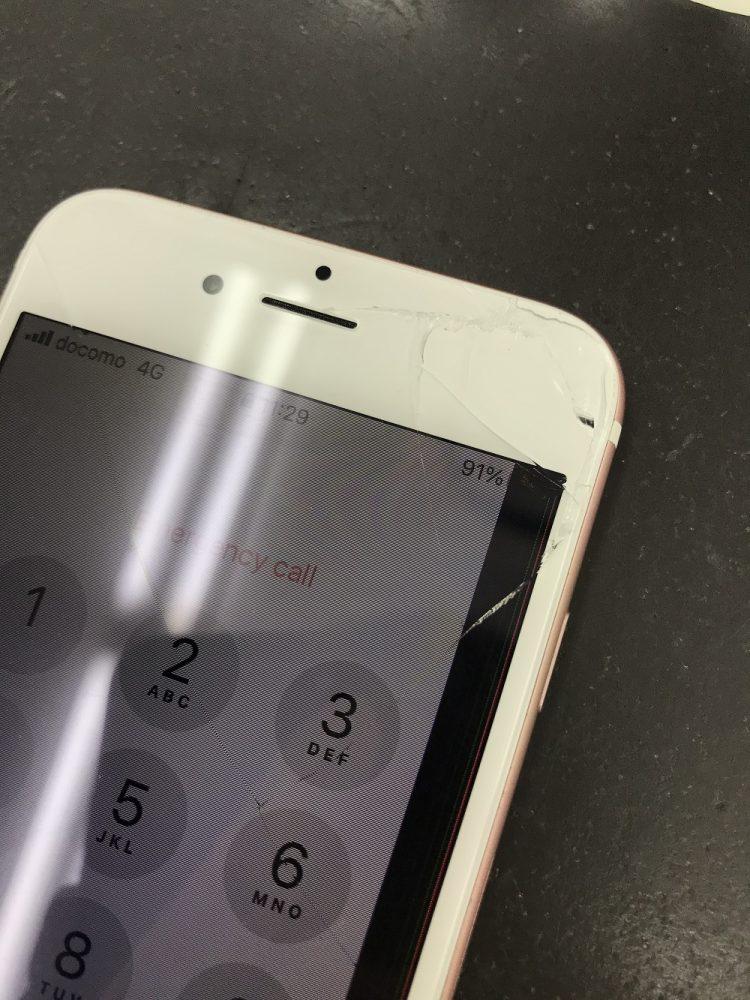 iPhone6s修理前写真2