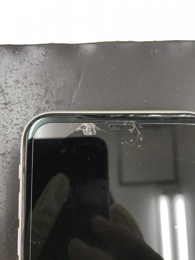iPhoneXR画面交換 交換後