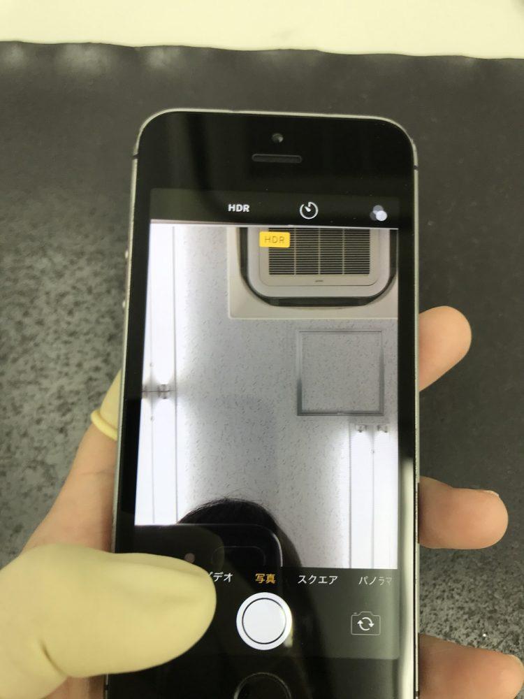 iPhone5sバッテリー膨張 修理後3