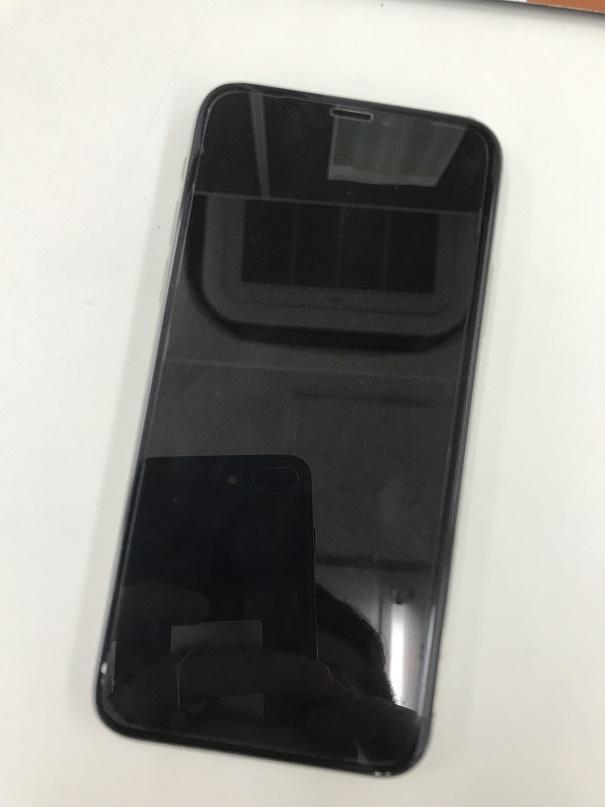 iPhoneX画面表示不良修理