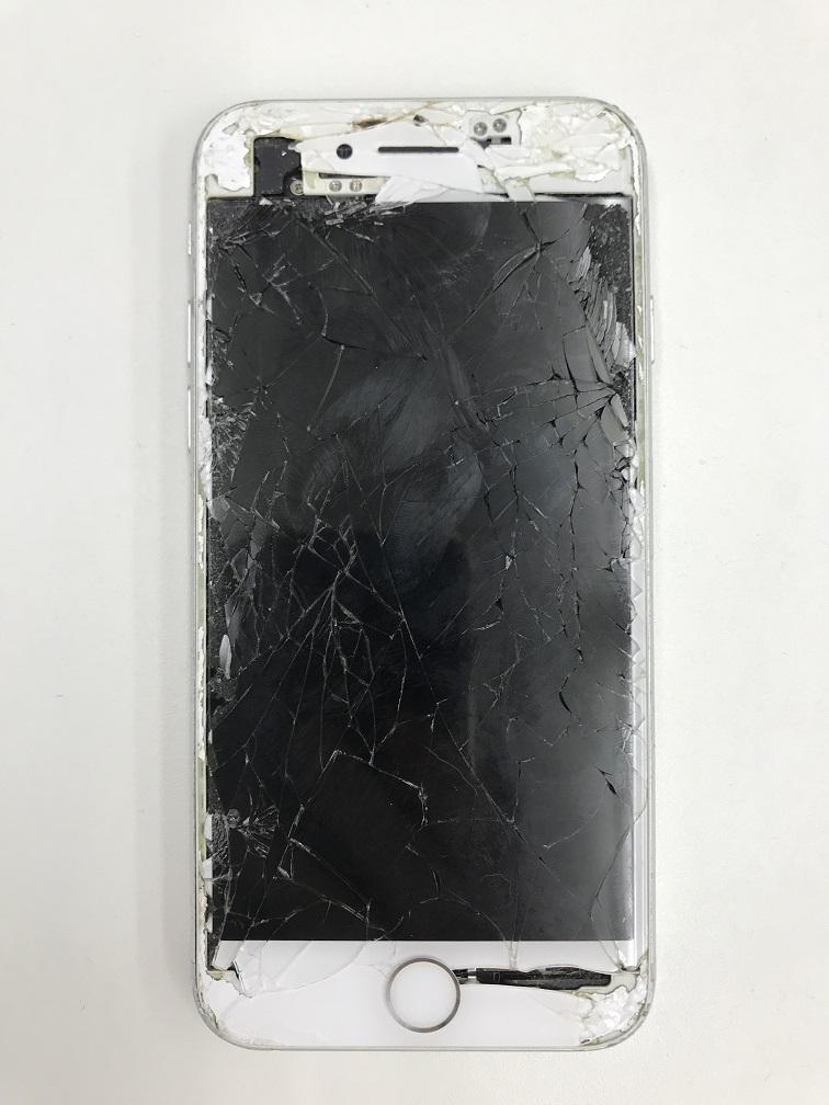 iPhone7 画面交換前