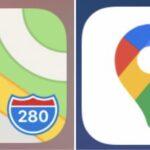 MAPアプリで正確な位置情報を使用したいときは設定を見直してみるのもおススメです。