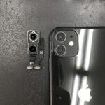 アイフォンのカメラ交換も浜松駅近くの当店へ!iPhone11も修理可能です!