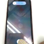 落として画面割れと共にタッチが効かないiPhone11・・・すぐ直したいときはスマップルへ!